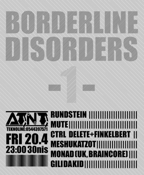 Borderline Disorders 1