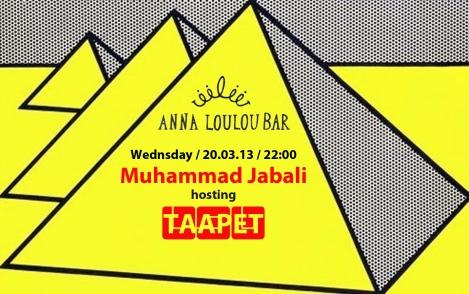 TaaPet live at Jabali's night